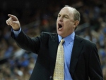 Ben Howland coached Bruins to three Final Fours. courtesy: AP