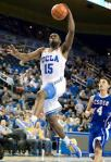 UCLA freshman Shabazz Muhammad is going pro. courtesy: AP