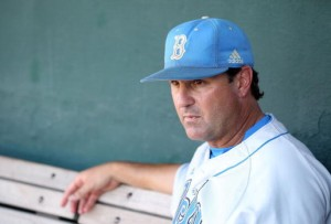 UCLA baseball coach John Savage will get his COTY Award in a ceremony at the Beverly Hilton Hotel in March. Thanx: Christian Petersen/Getty Images