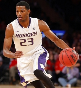 Ex-Washington Huskie C.J. Wilcox is the newest L.A. Clipper. courtesy: NBAdraftblog.com