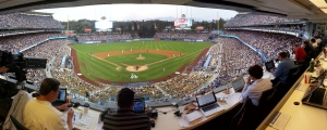 Dodgers & Cubs went 12 innings Saturday with L.A. beating Chicago, 5-2, on Hanley Ramirez' 3-run walk-off home run.